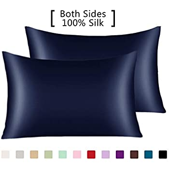 Amazon Com Adubor Silk Pillowcase For Hair And Skin 22