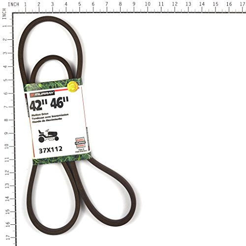 Murray 37x112MA Primary Drive Belt for Lawn Mowers