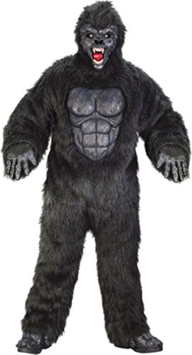 Ferocious Gorilla Costume - Plus Size - Chest Size (Gorilla Costume Ideas)