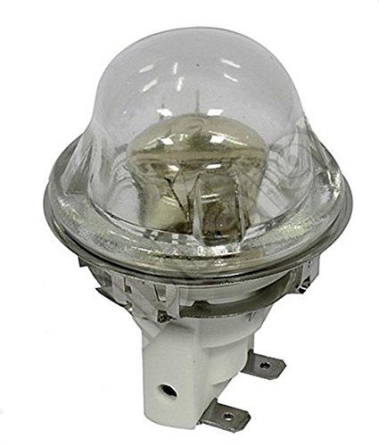 Portalámparas con bombilla Horno Universal/Ariston 038035 mm 50 ...