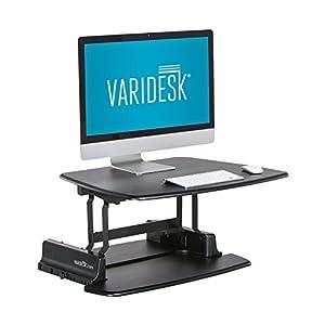 VARIDESK - Height-Adjustable Standing Desk - Pro 30