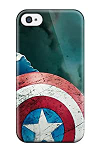 Discount Cute Tpu The Avengers 49 Case Cover For Iphone 4/4s