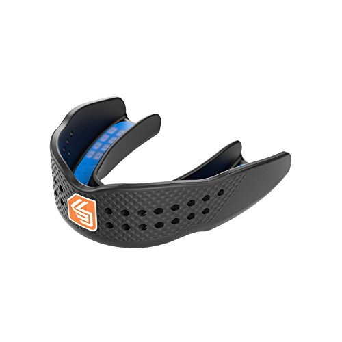 Shock Doctor SuperFit Strapless All Sport Mouth Guard, Youth & Adult