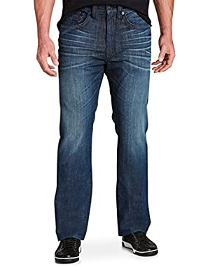 Ricky Straight Jeans Midnight Clouds Wash