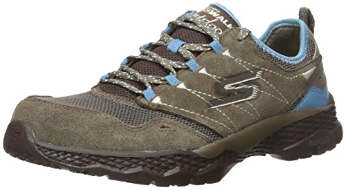 Skechers Go Walk Outdoor-Journey Mujer Ante Zapatos para Caminar