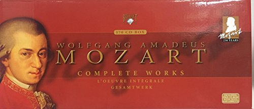 Wolfgang Amadeus Mozart-Complete Works by Brilliant