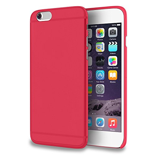 Coque iPhone 6, SOWTECH(TM) iPhone 6 Coque Etui Housse de protection Ultra Mince pour iPhone 6 4.7 Pouces(Rosé)