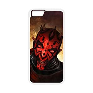 "QSWHXN Cover Shell Phone Case Star Wars For iPhone 6 Plus (5.5"")"