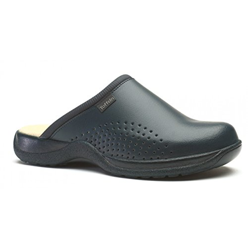 UK 38 Navy Clogs EU Toffeln 5 Size Nursing Ultralite 0400 xvq88w0Rp