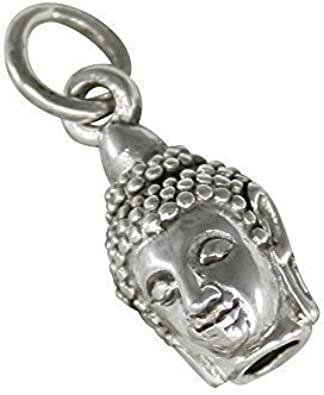 Bouddha Pendentif en argent 925