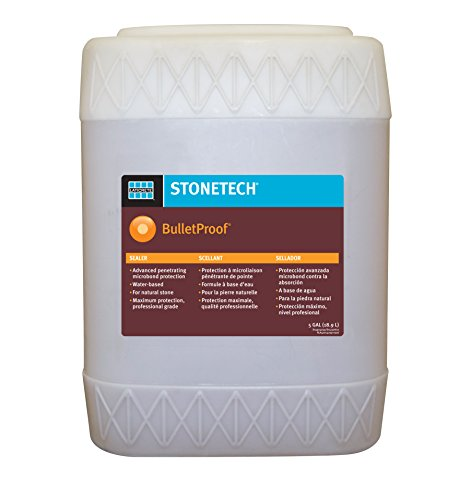 Bulletproof Sealer (Laticrete Stonetech Bulletproof Sealer - 5 Gallon)