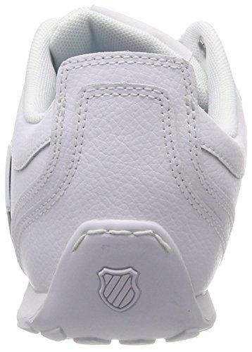 silver K Scarpe swiss Sportive 5 02453 Bianco charcoal white Uomo Cloud 006 1 m Arvee Fg7qwrnF