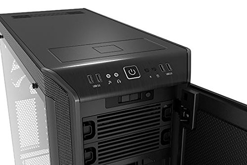 be quiet! BGW11 DARK BASE PRO 900 ATX Full Tower Computer Chassis - Black by be quiet! (Image #5)