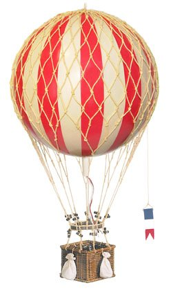 Royal Aero Balloon in True Red