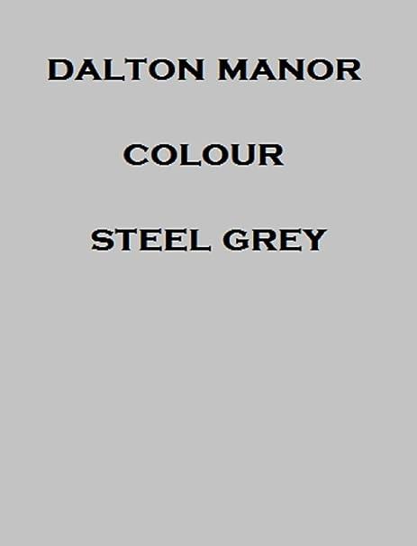 100 SHEET PACK A4 DALTON MANOR 80gm PAPER STEEL GREY