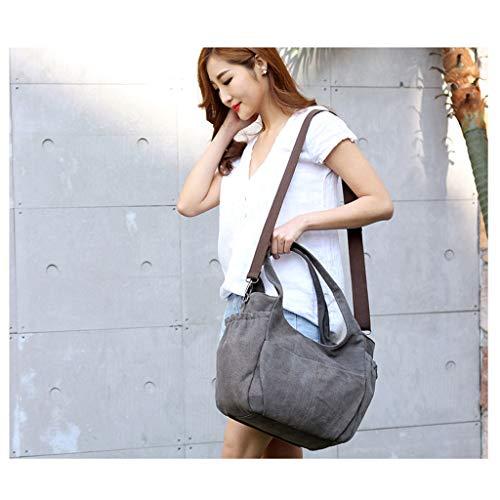 pour Sac Lxf20 Multicolor à l'eau bandoulière à à femmes Purple mode imperméable College sac sac bandoulière ptpqaw1