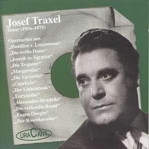 Josef Traxel Opernarien