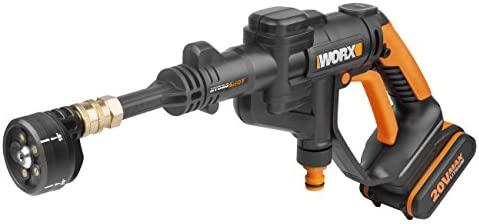 Worx WG629E.11 - Limpiador de alta presión con batería y ...