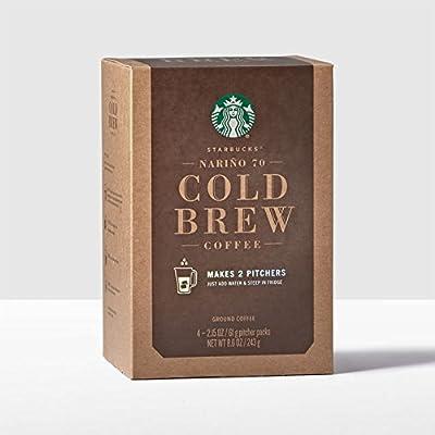 Starbucks NARIÑO 70 Cold Brew Coffee by Starbucks