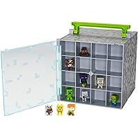Minecraft Mini-Figure Collector Case w/10 Mini-Figures