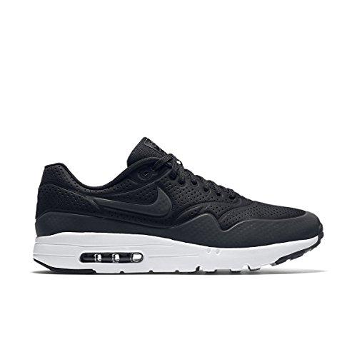 Nike Mens Air Max 1 Ultra Moire Black/Black/White Running Shoes 7 Men US 0oSc0l0QsE
