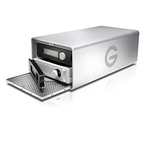 G-Technology G-RAID with Thunderbolt Dual Drive Storage System 8TB (Thunderbolt-2, USB 3.0) (0G04085)  by G-Technology (Image #1)
