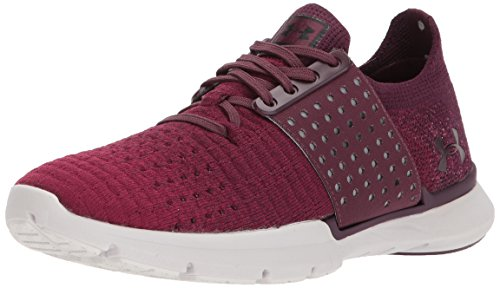 Raisin Black Running Armour Donna Slingwrap Scarpe Red Raisin UA Under Fade Red Wspeedform Currant n7qwBqx6