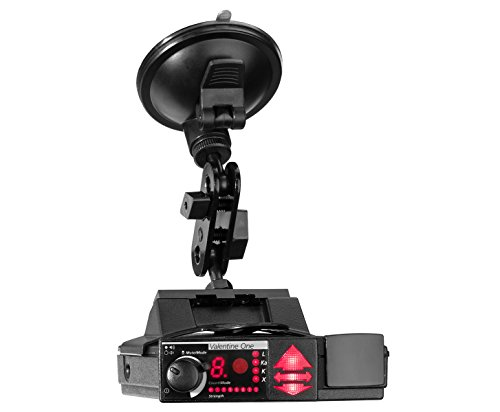 Radar Mount Suction Mount Radar Detector Bracket – Valentine V1 Radar Detector