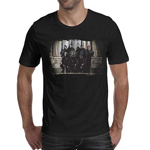 Men's Rock Music Band Symbol Theme Casual Short Sleeve t Shirt Crew Neck Funky -