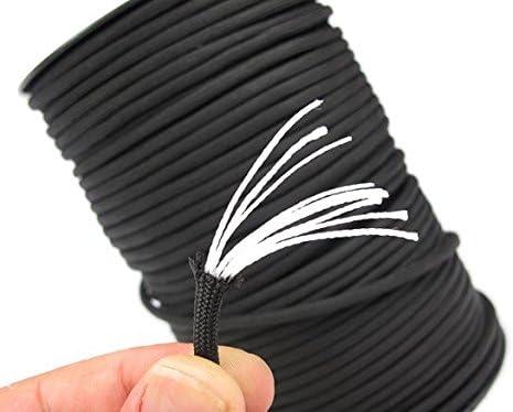 Alomejor Survival 9 Strand Cord Corde en Polypropyl/èNe Tress/éE Paracord pour Les Activit/éS de Plein Air