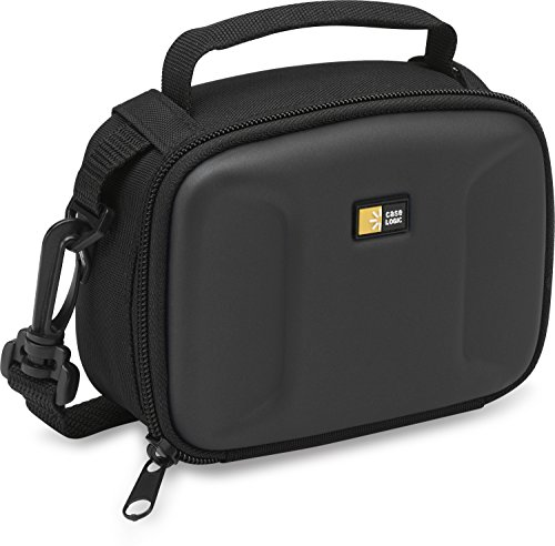 Camcorder Carrying Case - Case Logic MSEC-4 EVA Molded Camcorder Case - Black