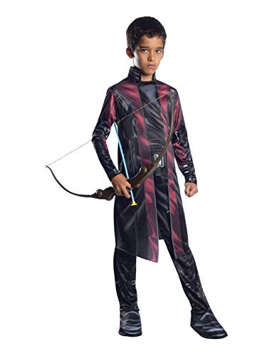 Avengers 2 Age Of Ultron Deluxe Hawkeye Muscle Chest Costume For -