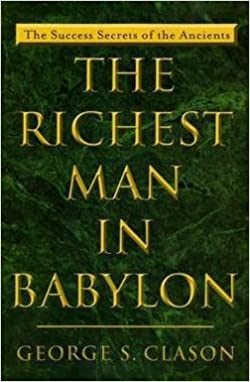 image for George S. Clason: The Richest Man in Babylon (Paperback); 1991 Edition