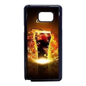 Samsung Galaxy Note 5 Phone Case Black Coca Cola VMN8188697