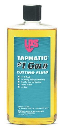 i nuovi marchi outlet online LPS 40320 Tapmatic Tapmatic Tapmatic  1 oro Cutting Fluids, 16 oz, oro by LPS  ottima selezione e consegna rapida