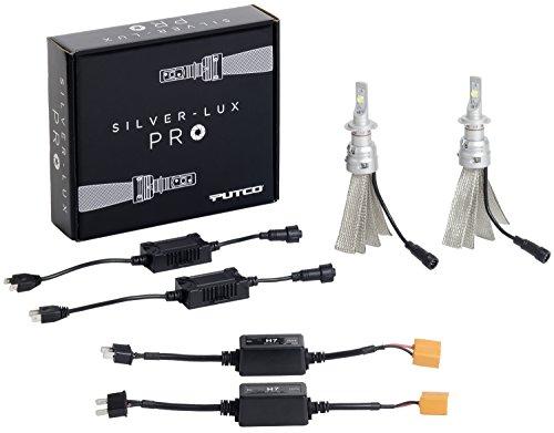 (Putco 280007P Silver Lux Led Pro-Pair-H7)