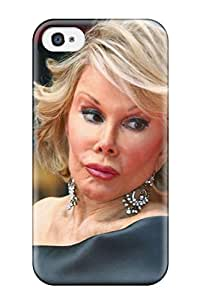 New Arrival Iphone 4/4s Case Joan Rivers Photo Case Cover