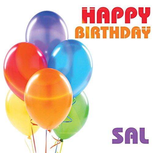 Happy Birthday Sal By The Birthday Crew On Amazon Music
