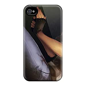 Case Cover Cool Girl/ Fashionable Case For Iphone 4/4s