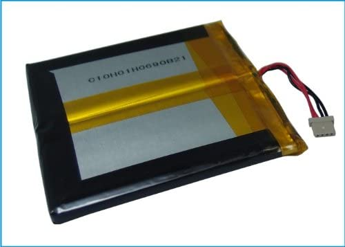 Tungsten W Tungsten C Replacement Battery for Palm i705