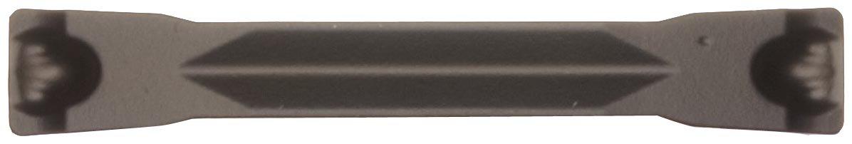 Multi-Layer Coating 2 Cutting Edges N123L2-0800-0005-GM Neutral Cut Pack of 10 GM Geometry L Insert Seat Size GC4225 Grade 0.0197 Corner Radius Sandvik Coromant CoroCut 2-Edge Carbide Grooving Insert 0.315 Cutting Width