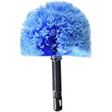 Zwipes Cobweb Duster Brush Head | Electrostatic | Fits all ACME Threaded Poles