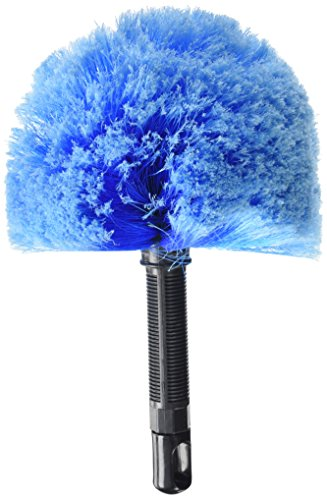(Zwipes Cobweb Duster Brush Head | Electrostatic | Fits All Acme Threaded Poles)