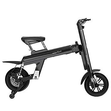 Bicicleta eléctrica plegable Aero Plus 25 km/h – ocasión