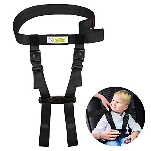 Child Safety Harness Airplane Tr...
