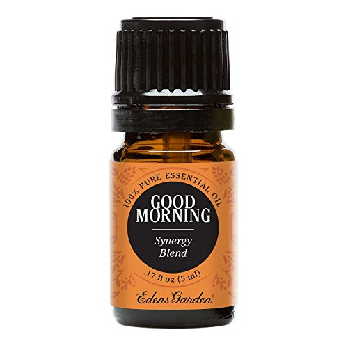 Good Morning (100% Pure, Undiluted Therapeutic/Best Grade) Premium Aromatherapy Oils by Edens Garden- 5 ml