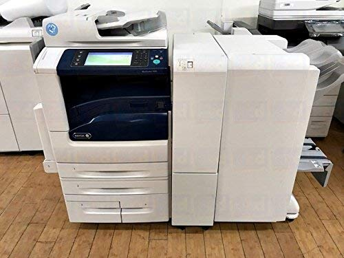 Xerox WorkCentre 7970i Tabloid-Size Color Laser Multifunction Copier - 70ppm, Copy, Print, Scan, Fax, Email, Booklet Maker, Hole Punch, C/Z Folder (Renewed)