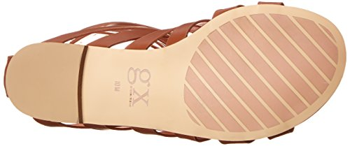 Axe Women Gladiator Gwen gx by Brown Sandal Stefani 1IwRnFqx