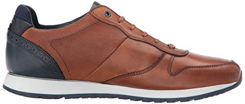 Ted Baker Mens Shindl Sneaker Tan Leather D6yv4I2Lk