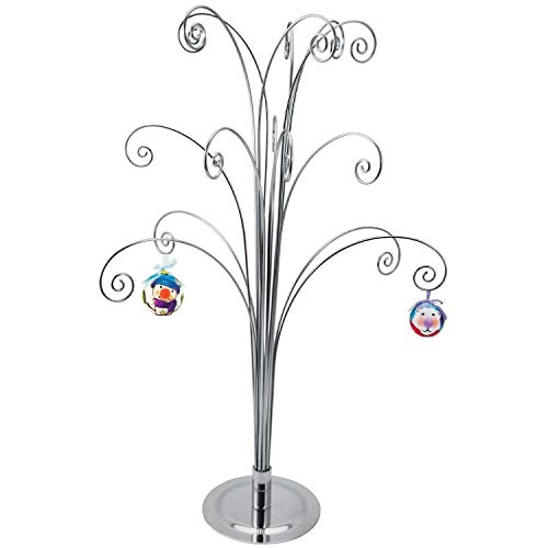 ornament display stand silver - 6